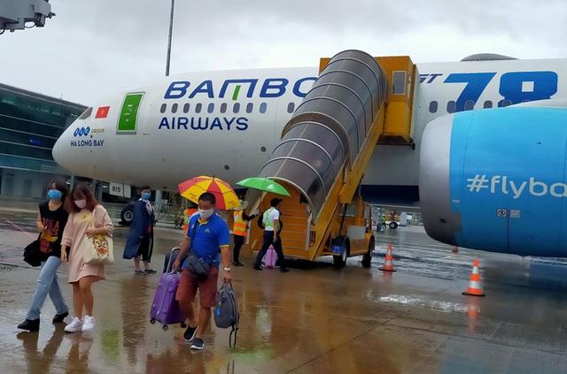 Kiên Giang, Thừa Thiên-Huế phản hồi về kế hoạch mở lại bay nội địa - Ảnh 1.