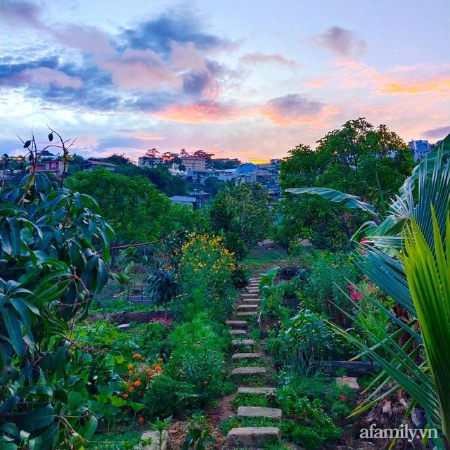 Cô gái dừng học đại học, về quê trồng cây trong khu vườn rộng 7000m² đẹp mê mẩn ở trung tâm thành phố Đà Lạt - Ảnh 3.