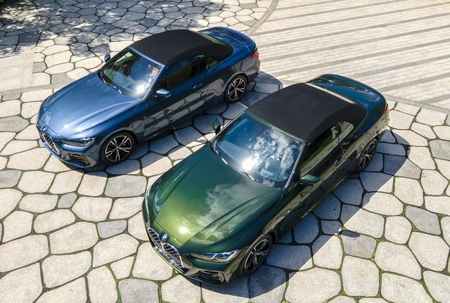 BMW 4 Series Convertible chính thức về Việt Nam: Mui trần đẳng cấp cho giới siêu giàu - Ảnh 15.