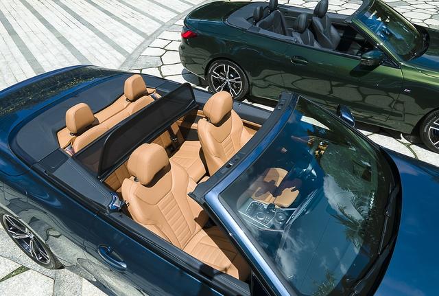 BMW 4 Series Convertible chính thức về Việt Nam: Mui trần đẳng cấp cho giới siêu giàu - Ảnh 4.