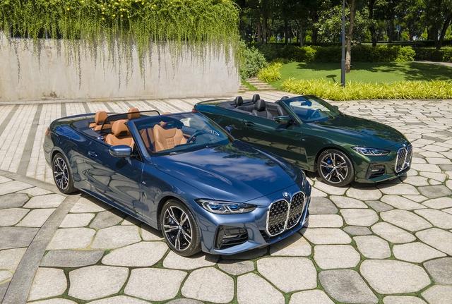 BMW 4 Series Convertible chính thức về Việt Nam: Mui trần đẳng cấp cho giới siêu giàu - Ảnh 2.