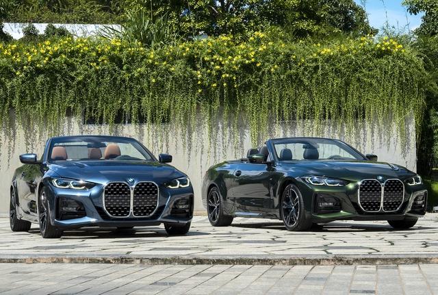 BMW 4 Series Convertible chính thức về Việt Nam: Mui trần đẳng cấp cho giới siêu giàu - Ảnh 1.