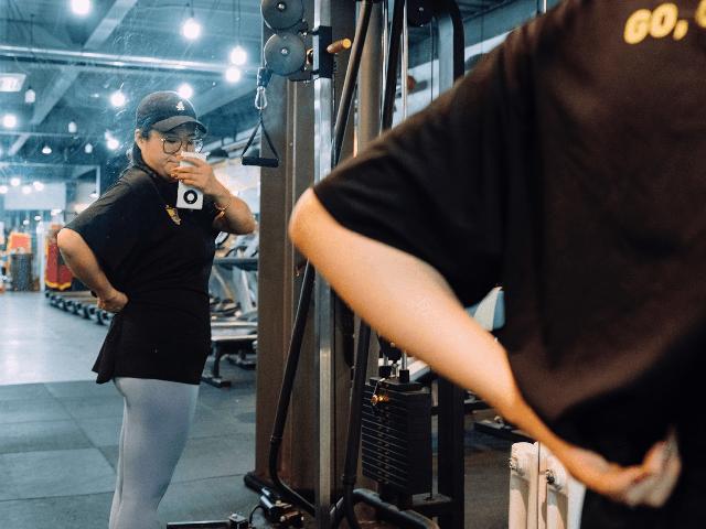 Bên trong trại giảm cân đẫm mồ hôi và nước mắt ở Trung Quốc: Nỗ lực gấp 5 lần bình thường không chỉ vì ngoại hình mà còn học cách trân trọng chính bản thân mình - Ảnh 3.