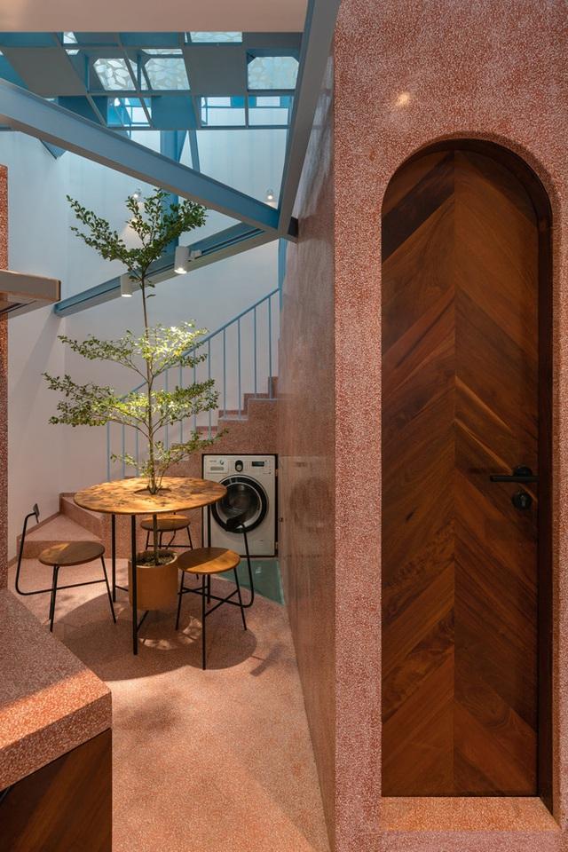 Mẹ Vĩnh Long xây nhà 140m2 cho con gái nghỉ trưa, tạo hình nhà trên cây độc đáo với sắc xanh hút hồn - Ảnh 15.