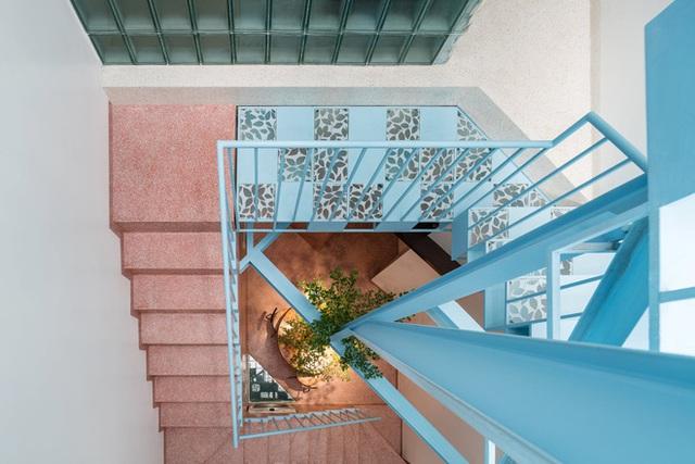 Mẹ Vĩnh Long xây nhà 140m2 cho con gái nghỉ trưa, tạo hình nhà trên cây độc đáo với sắc xanh hút hồn - Ảnh 8.
