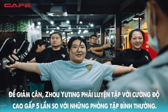 Bên trong trại giảm cân đẫm mồ hôi và nước mắt ở Trung Quốc: Nỗ lực gấp 5 lần bình thường không chỉ vì ngoại hình mà còn học cách trân trọng chính bản thân mình - Ảnh 1.