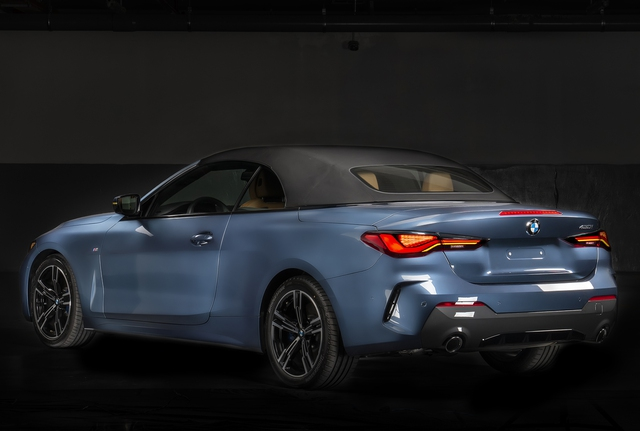 BMW 4 Series Convertible chính thức về Việt Nam: Mui trần đẳng cấp cho giới siêu giàu - Ảnh 7.