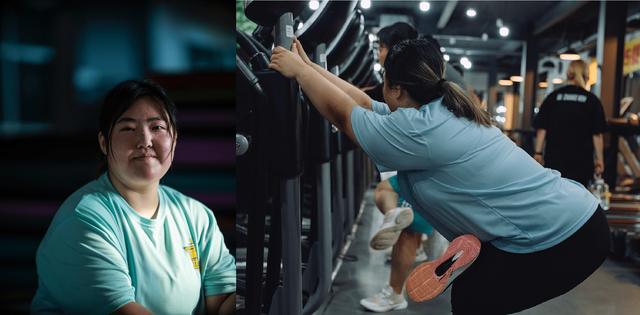 Bên trong trại giảm cân đẫm mồ hôi và nước mắt ở Trung Quốc: Nỗ lực gấp 5 lần bình thường không chỉ vì ngoại hình mà còn học cách trân trọng chính bản thân mình - Ảnh 2.