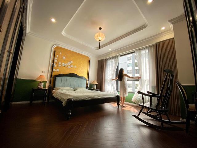 Ngôi nhà phong cách Indochine của đôi vợ chồng trẻ: Chi 700 triệu để mang cảm giác Hà Nội đầy tinh tế vào từng góc nhà - Ảnh 11.