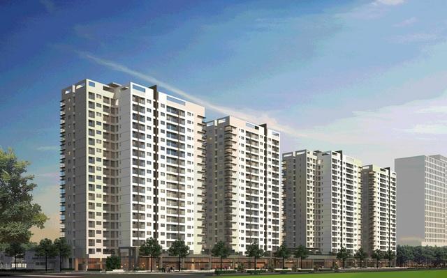 Giá bán sơ cấp căn hộ Tp.HCM tiếp tục tăng mạnh - Ảnh 1.