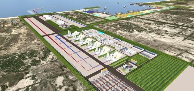 Quảng Trị trao quyết định chủ trương đầu tư dự án Trung tâm điện khí LNG Hải Lăng trị giá 2,3 tỷ USD - Ảnh 3.