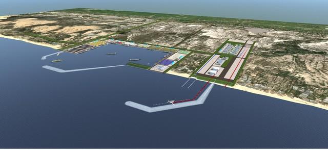 Quảng Trị trao quyết định chủ trương đầu tư dự án Trung tâm điện khí LNG Hải Lăng trị giá 2,3 tỷ USD - Ảnh 2.