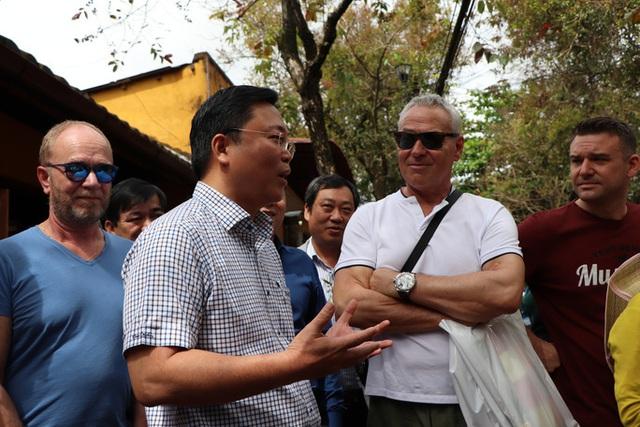 Quảng Nam chính thức xin Thủ tướng cho đón khách quốc tế - Ảnh 1.