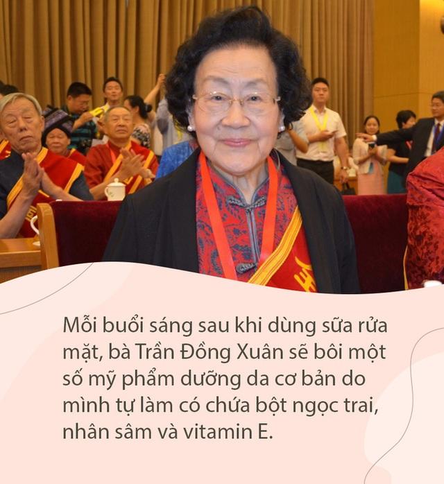 Nữ bác sĩ 98 tuổi da dẻ hồng hào, xương chắc khỏe, không bệnh mãn tính, tất cả nhờ 4 bí quyết sống thọ này - Ảnh 6.