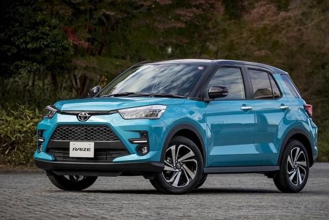 3 mẫu xe cỡ nhỏ giá siêu mềm đang gây bão tại châu Á - chờ về Việt Nam khuấy đảo thị trường - Ảnh 1.