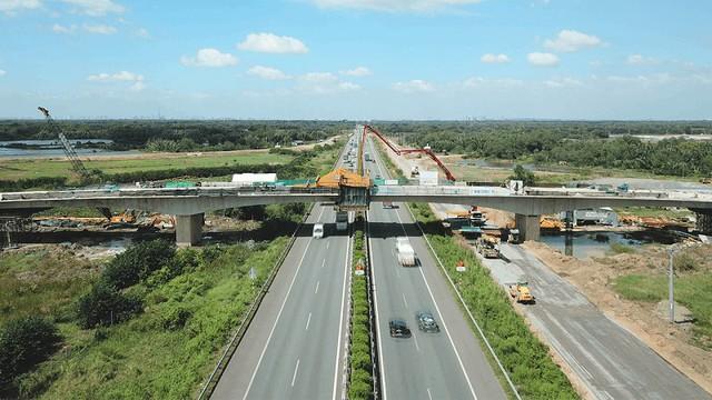 5 hạ tầng giao thông nổi bật của Tp.HCM lộ diện ngay thời điểm dịch Covid-19 hành hoành - Ảnh 1.
