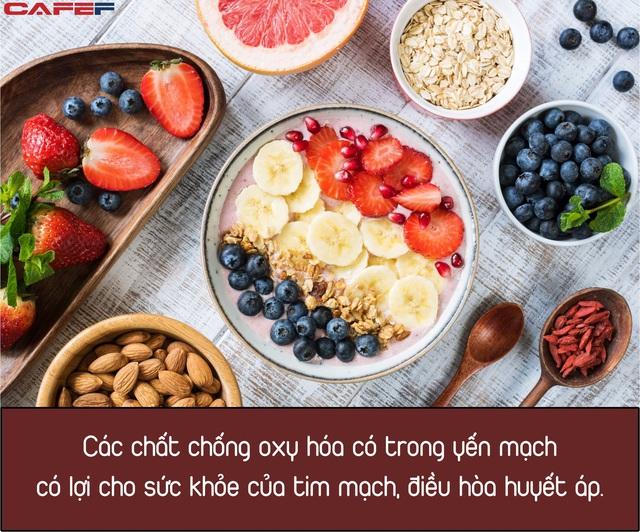 Buổi sáng là thời kỳ vàng để nạp vào 7 loại thực phẩm, dinh dưỡng gấp chục lần so với bất kỳ thời điểm nào khác - Ảnh 2.