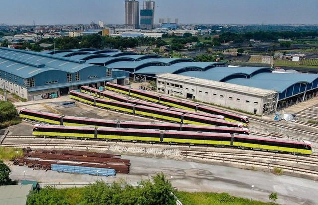 Sẽ chạy tất cả đoàn tàu Nhổn - ga Hà Nội trong tháng 12/2021 - Ảnh 1.