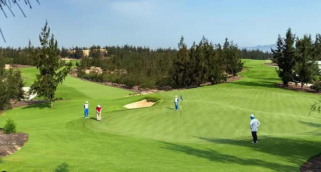 Bí thư Quảng Bình ra công văn cấm cán bộ, đảng viên chơi golf trong thời gian dịch - Ảnh 1.