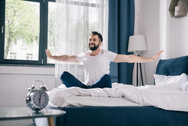 Nhìn thấy 5 biểu hiện này khi thức dậy vào buổi sáng, chắc chắn cơ thể bạn đang có sức khỏe tốt! - Ảnh 1.