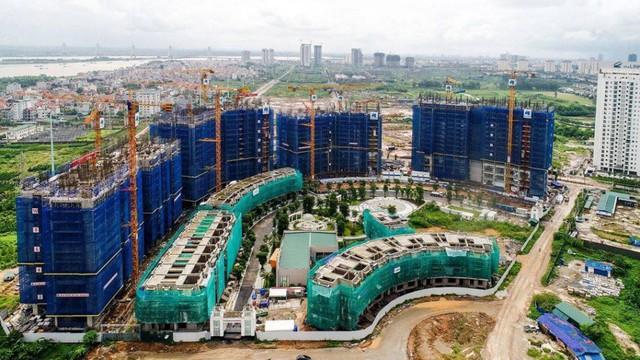 Diễn biến trái chiều trên thị trường căn hộ Hà Nội và Tp.HCM - Ảnh 2.
