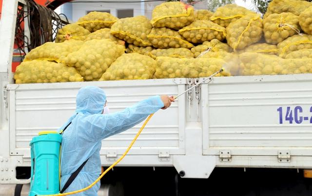 Quảng Ninh hỗ trợ tiêu thụ nông sản cho nông dân vùng bị  phong tỏa - Ảnh 2.