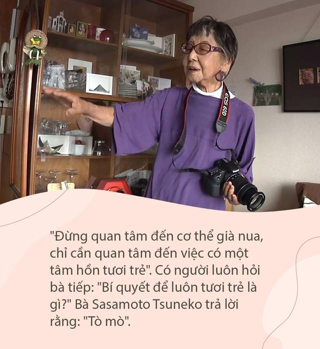 Vẫn làm việc ở tuổi 71, thất tình tuổi 96, đạt kỳ tích tuổi 100, bí quyết sống thọ của cụ bà này không phải từ thực phẩm hay việc tập luyện - Ảnh 2.