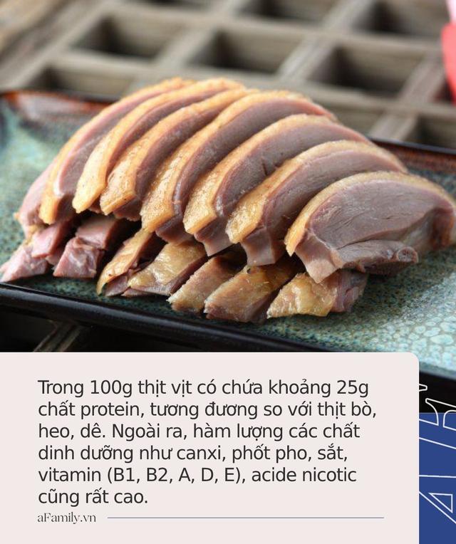 Loại thịt này tuy rẻ nhưng lại chính là thuốc quý của người Việt, cuối năm càng nên ăn nhiều để tăng cường sức khỏe - Ảnh 1.