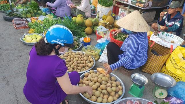 Nhộn nhịp chợ quê ngày giáp Tết  - Ảnh 7.