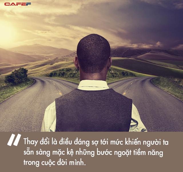 Founder Nguyễn Hải Ninh tìm thấy bước ngoặt cuộc đời ở tuổi 26, còn chúng ta phải chờ đến bao giờ: Quyết định là do mình, đừng phó mặc cho số phận - Ảnh 3.