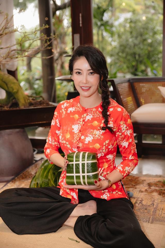 Hoa Hậu Việt Nam giàu có và viên mãn bậc nhất - Hà Kiều Anh: Kinh doanh có chồng 'chống lưng' vẫn áp lực lắm - Ảnh 3.