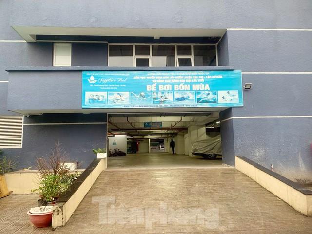 Cận cảnh khu chung cư ở Hà Nội chủ đầu tư bị điều tra lừa dối khách hàng - Ảnh 2.