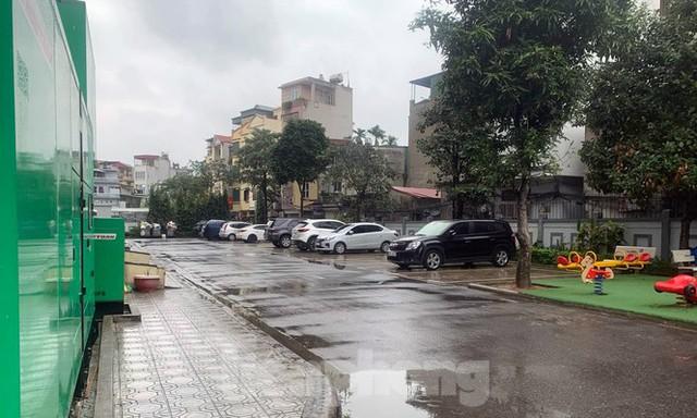 Cận cảnh khu chung cư ở Hà Nội chủ đầu tư bị điều tra lừa dối khách hàng - Ảnh 12.