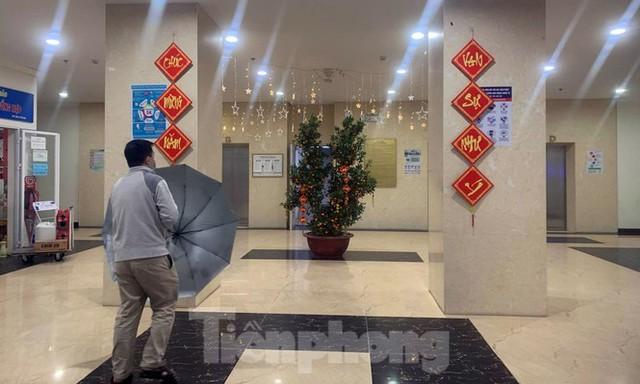Cận cảnh khu chung cư ở Hà Nội chủ đầu tư bị điều tra lừa dối khách hàng - Ảnh 14.