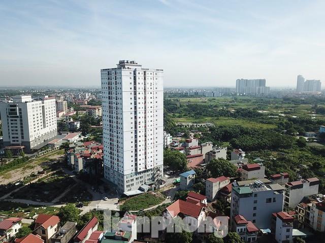 Cận cảnh khu chung cư ở Hà Nội chủ đầu tư bị điều tra lừa dối khách hàng - Ảnh 16.