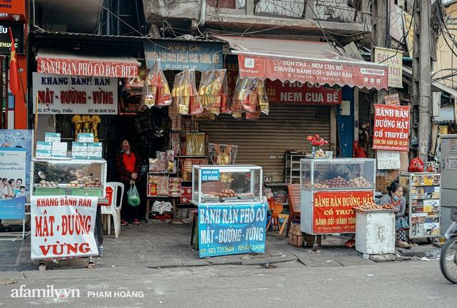 Ngày cuối năm bình yên trong ngõ chợ Thanh Hà - ngôi chợ lâu đời nhất phố cổ được giới nhà giàu chuộng mua vì toàn đồ chất lượng tươi ngon - Ảnh 29.