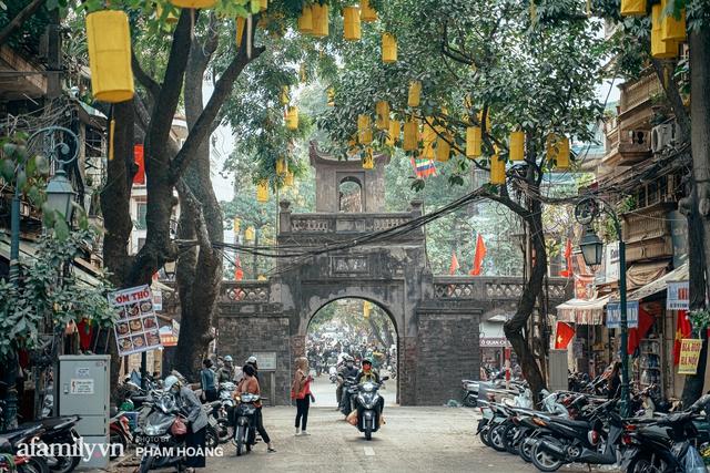 Ngày cuối năm bình yên trong ngõ chợ Thanh Hà - ngôi chợ lâu đời nhất phố cổ được giới nhà giàu chuộng mua vì toàn đồ chất lượng tươi ngon - Ảnh 34.