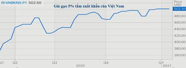 """Sau năm 2020 """"bùng nổ"""", thị trường gạo thế giới sẽ ra sao trong năm 2021? - Ảnh 4."""