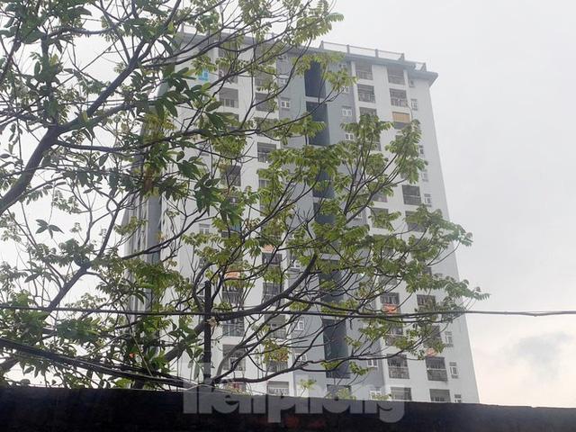Cận cảnh khu chung cư ở Hà Nội chủ đầu tư bị điều tra lừa dối khách hàng - Ảnh 6.