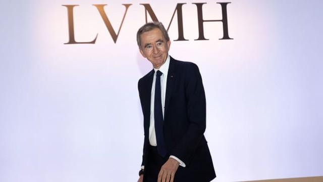 Đây là người tuổi Sửu giàu nhất thế giới: Ông trùm hàng hiệu Bernard Arnault - Ảnh 2.