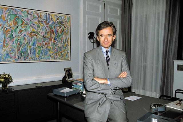 Đây là người tuổi Sửu giàu nhất thế giới: Ông trùm hàng hiệu Bernard Arnault - Ảnh 1.