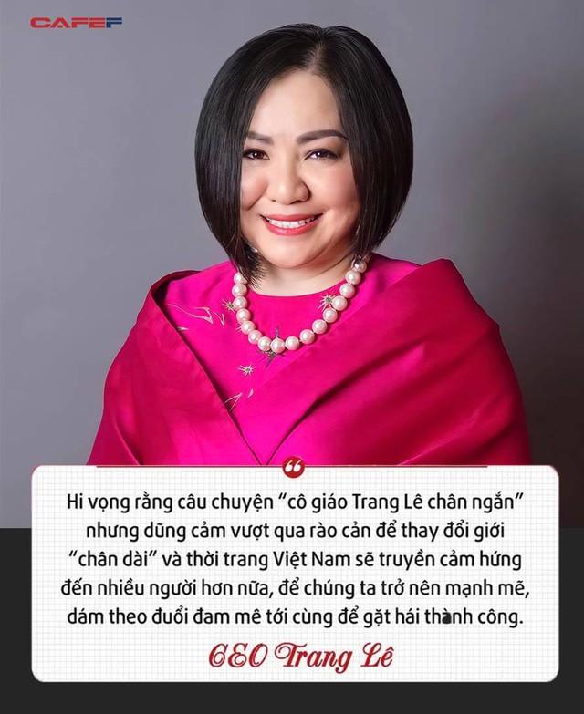CEO Multimedia JSC – Trang Lê: Thành công không phải là kiếm được bao nhiêu tiền mà là thay đổi cuộc sống của bao nhiêu người - Ảnh 8.