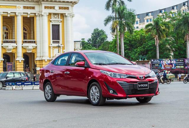 Thị trường ôtô tăng trưởng trong tháng 1, hứa hẹn khởi sắc năm 2021? - Ảnh 1.