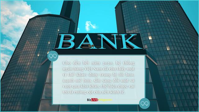 Khẳng định sức đề kháng của ngân hàng Việt - Ảnh 2.