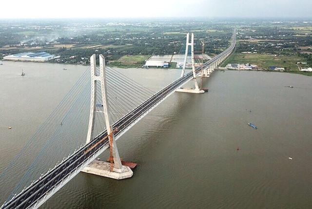 Điểm danh những dự án giao thông được khánh thành và khởi công trong năm Canh Tý - Ảnh 3.