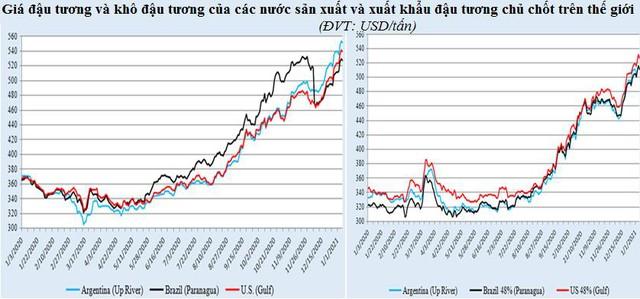 Nóng thị trường thức ăn chăn nuôi do khâu nguyên liệu - Ảnh 3.