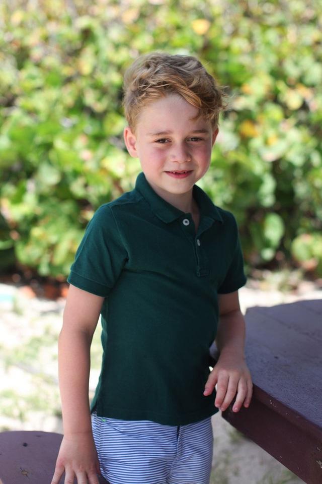 Đức Vua tương lai của Hoàng gia Anh: Những khoảnh khắc thần thái ngất trời của Hoàng tử bé George, mới 7 tuổi nhưng đã ra dáng anh cả - Ảnh 9.