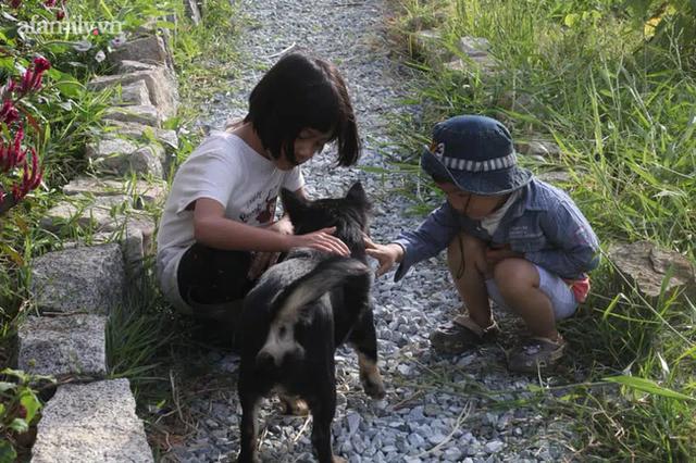 Bà mẹ 2 con bỏ phố về quê sống cuộc sống đẹp như tranh, chia sẻ kinh nghiệm đồng hành cùng con khiến ai nấy xuýt xoa - Ảnh 10.