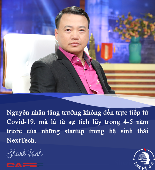 Shark Bình: Khi làm startup kiểu 'con gián', tôi thanh thản và sung sướng hơn rất nhiều! - Ảnh 7.