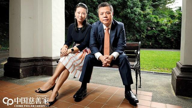 """Ngưỡng mộ chuyện tình """"ngọt hơn đường"""" của các tỷ phú Trung Quốc: Chồng giỏi vợ đảm chẳng khác nào hổ mọc thêm cánh - Ảnh 6."""